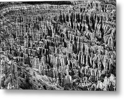 Bryce Canyon National Park Lll Metal Print by Hideaki Sakurai