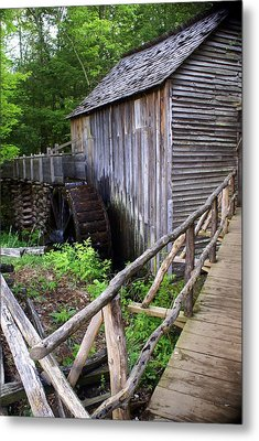 Cable Mill 3 Metal Print by Marty Koch