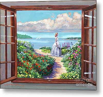 Cape Cod Beauty Metal Print by David Lloyd Glover