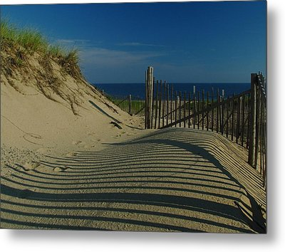 Cape Cod National Seashore Metal Print by Juergen Roth