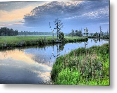 Cape Fear Morning Metal Print by JC Findley