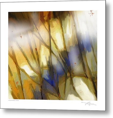 Change Of The Seasons Metal Print by Bob Salo