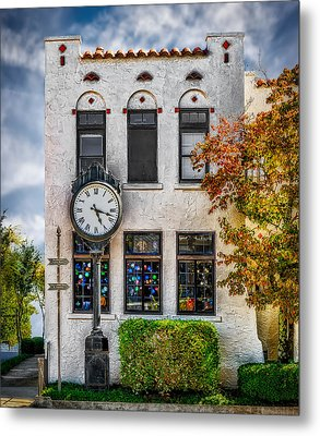 Chattanooga Tennessee - Fine Art Gallery  Metal Print by Frank J Benz