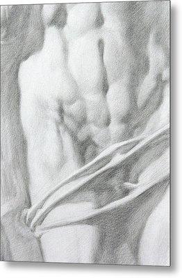 Christ 1c Metal Print by Valeriy Mavlo