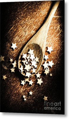 Christmas Cooking Metal Print by Jorgo Photography - Wall Art Gallery