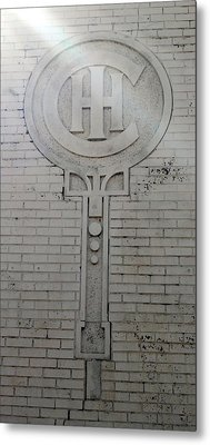 Cih- International Harvester Metal Print by Jame Hayes