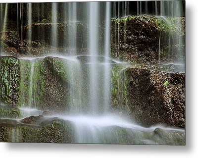 Cleanse Me Metal Print by Az Jackson