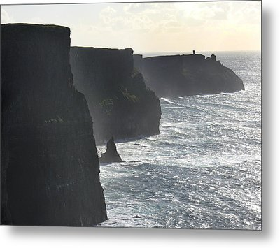 Cliffs Of Moher 1 Metal Print by Mike McGlothlen