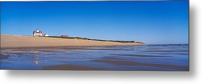 Coast Guard Beach Cape Cod National Metal Print by Panoramic Images
