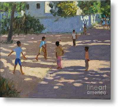 Cochin Metal Print by Andrew Macara