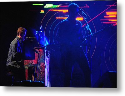 Coldplay2 Metal Print by Rafa Rivas