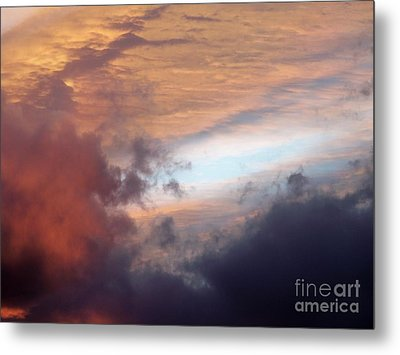 Color Palette Metal Print by Brian  Commerford
