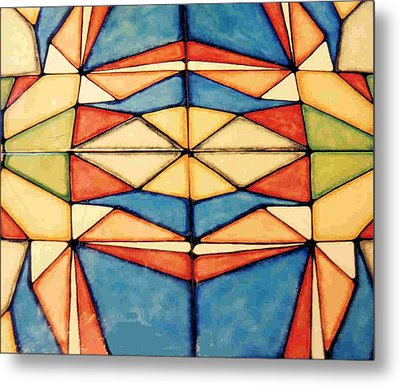 Colors Metal Print by Dy Witt