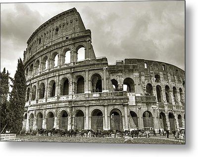 Colosseum  Rome Metal Print by Joana Kruse