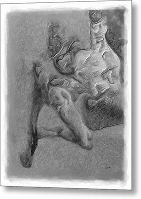 Congenital Deformities  Metal Print by Joaquin Abella