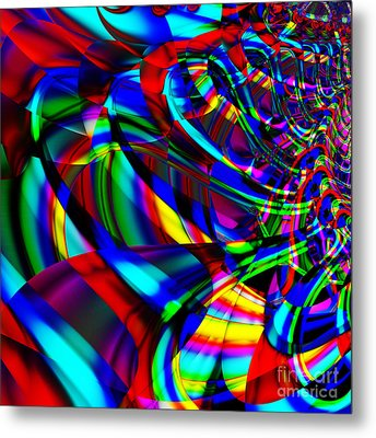 Contradictions . S14.s15 Metal Print by Wingsdomain Art and Photography