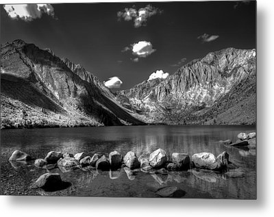Convict Lake Near Mammoth Lakes California Metal Print by Scott McGuire
