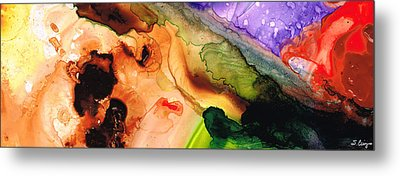 Creation's Embrace Metal Print by Sharon Cummings