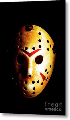 Creepy Keeper Metal Print by Jorgo Photography - Wall Art Gallery