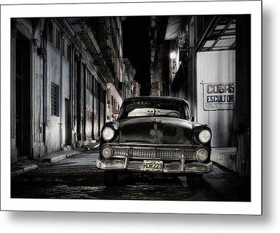 Cuba 20 Metal Print by Marco Hietberg