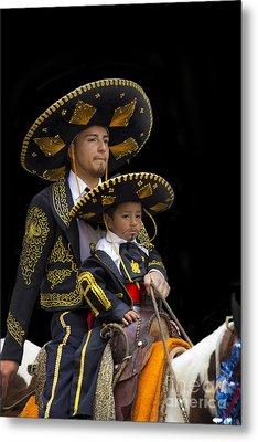 Cuenca Kids 648a Metal Print by Al Bourassa