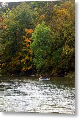 Current River 2 Metal Print by Marty Koch