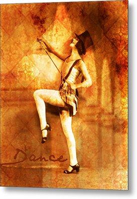 Dance Metal Print by Cathie Tyler