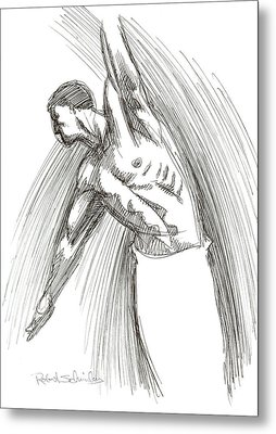 Dance Metal Print by Robert Schnieders