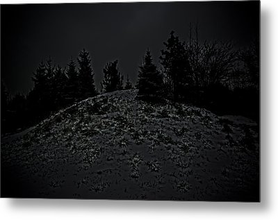 Darkscape Metal Print by Timothy Hedges