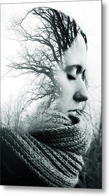 Daydreamer Metal Print by Cambion Art