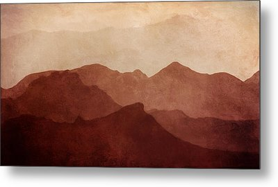 Death Valley Metal Print by Scott Norris