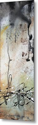 Desert Surroundings 2 By Madart Metal Print by Megan Duncanson