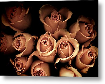 Desire Metal Print by Amy Tyler