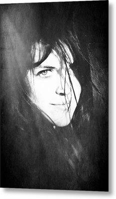 Diana's Eye Metal Print by Loriental Photography