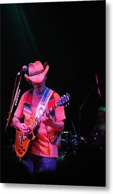 Dickie Betts Metal Print by Mike Martin