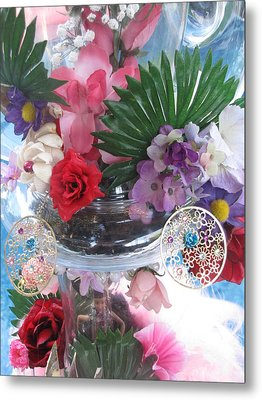 Different Kind Of Art Metal Print by HollyWood Creation By linda zanini