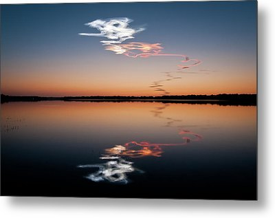 Discovered Metal Print by Mark Englert