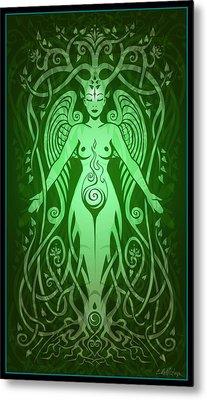 Divine Life Metal Print by Cristina McAllister