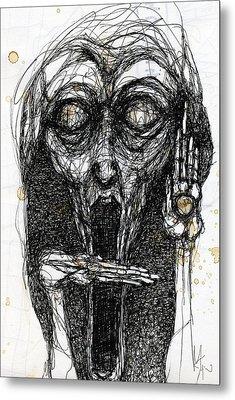 Dream One Metal Print by Mark M  Mellon