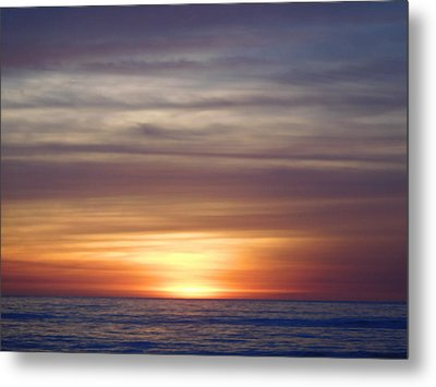 Dreaming Of Home Metal Print by Patricia Lyons