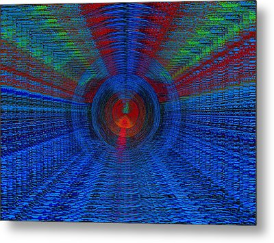 Echo Chamber Metal Print by Tim Allen