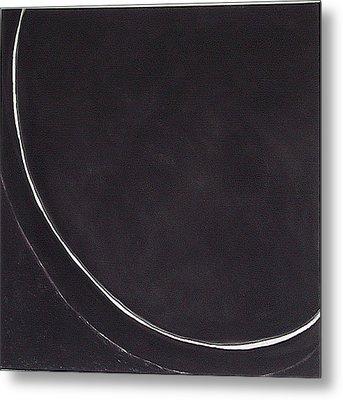 edge IV Metal Print by Carol Reed