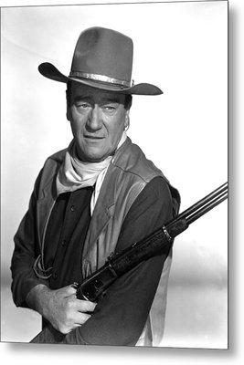 El Dorado, John Wayne,  1966 Metal Print by Everett
