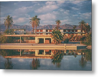 Emptied Metal Print by Laurie Search