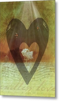 Endless Love Metal Print by Holly Kempe