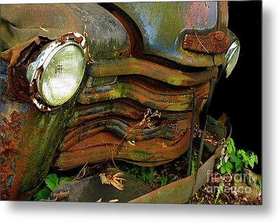 Engine Room 2 Metal Print by Tom Griffithe