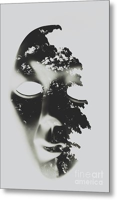 Enlightenment Within Metal Print by Jorgo Photography - Wall Art Gallery