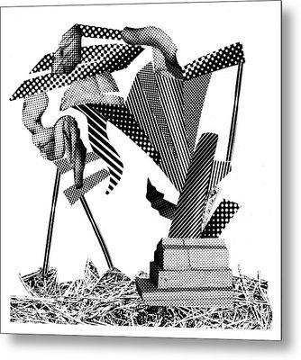 Equilibrium #1 Metal Print by Jim Ford