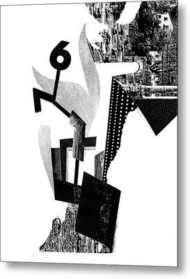 Equilibrium #12 Metal Print by Jim Ford