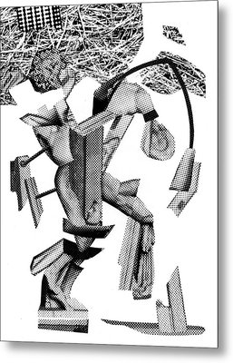 Equilibrium #2 Metal Print by Jim Ford